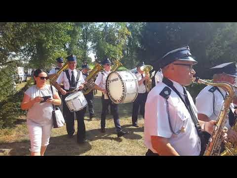 Wideo1: Korowód dożynkowy Gołaszyn 2018