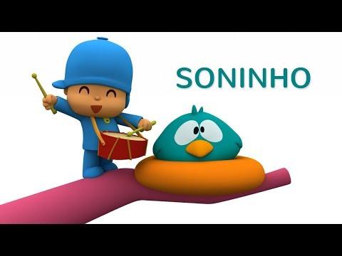 Pocoyo Português- As aventuras de Soninho 50 minutos  Desenhos animados