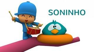 Pocoyo português Brasil - Pocoyo Português- As aventuras de Soninho 50 minutos  Desenhos animados