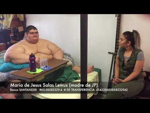 曾重達595kg 昔世界最胖男2度縮胃成功[影]