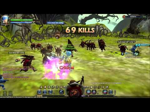 Dragon Nest quick leveling MUST SEE