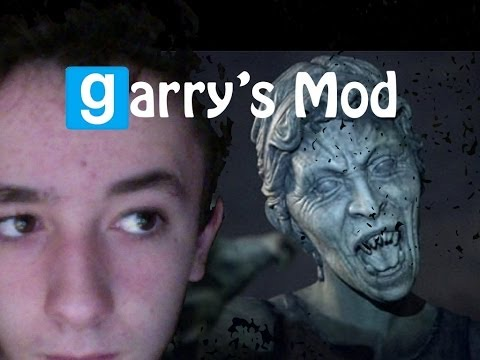 Gmod - WEEPING ANGELS Doctor Who Mod Review