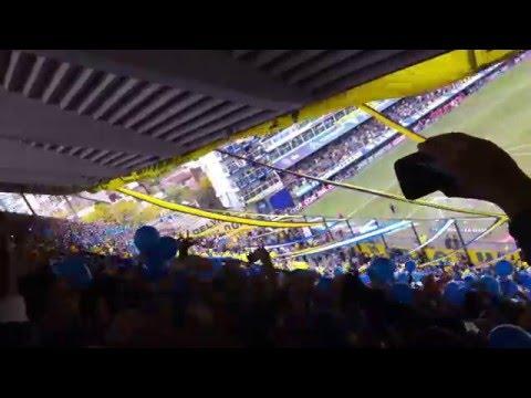 QUE PASO CON EL FANTASMA DEL DESCENSO BOCA-riBer 2016 - La 12 - Boca Juniors