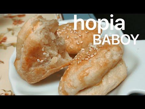 Hopia Baboy   How to cook Hopiang Baboy