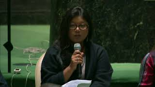 Mrinalini Rai (Global Forest Coalition): Informal Interactive Hearings, UNGA 2015. UNWEBTV