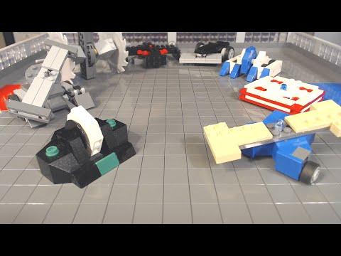 Lego Battlebots Season 3 Episode 1