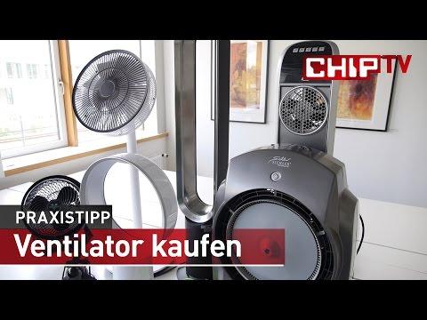 Kaufberatung Ventilatoren - Praxis-Test deutsch | CHIP