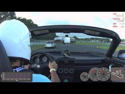 Track Nights at Boston July 22, 2015 - Novice Session 3