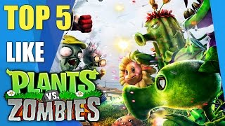 ➤Top 5 games like Plants vs Zombies  Similar games to Plants vs Zombies■ Tiny Defense ■ Trolls vs Vikings■ Toys vs Nightmares■ Fish vs Pirates■ Microbes Defense➤ Like and subscribe for more video!Subscribe my channel click here : https://goo.gl/EOgO4t➤ Free Game Online : https://goo.gl/ApdD47➤ Mobile Game : https://goo.gl/2CKLRC➤ PC & Console Game : https://goo.gl/EEGBdy➤ Thank you for watching!