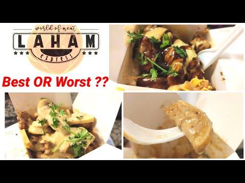 Laham Dhanmondi | Best Unique Food of Dhaka? | Chicken BBQ & Mushroom |