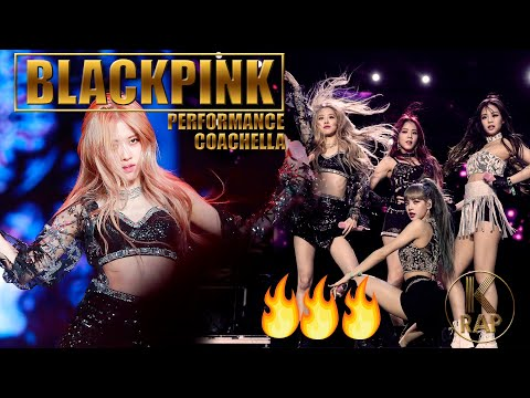 BLACKPINK COACHELLA (DDU-DU DDU-DU) LIVE 2019