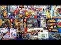 LEGO 2015 Summer Toy Haul DC & Marvel Superheroes Chima Ninjago Ultra Agents Star Wars & Spongebob