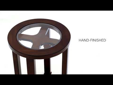 Marion T477-6 Round End Table