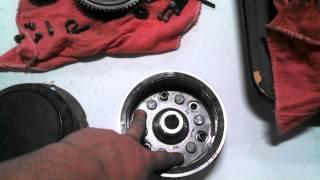 4. Yamaha bruin 350 timing chain