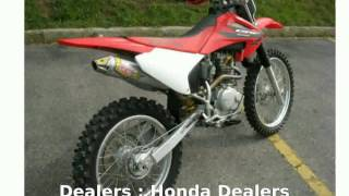 2. 2006 Honda CRF 230F Specs and Details