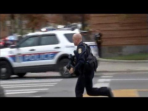 ΗΠΑ: Επίθεση ενόπλου στο πανεπιστήμιο του Οχάιο