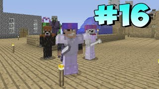 Minecraft Xbox - Survival Madness Adventures - Subscribers World Invaded By Dr Forehead [16]
