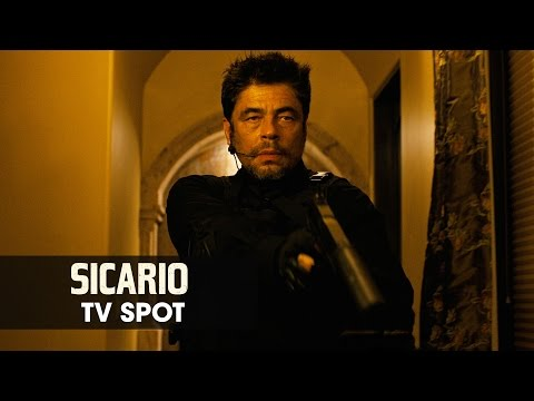 Sicario (TV Spot 'Sensational')