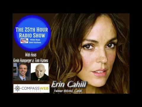 """Erin Cahill - Award Winning Actress - New Motion Picture """"Cut To The Chase"""""""