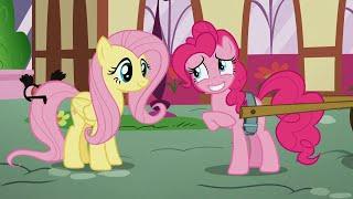 Pinkie Pie Delivers Cakes Around Ponyville - My Little Pony: Friendship Is Magic - Season 5
