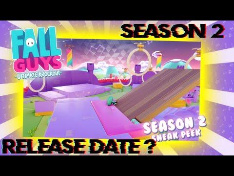 Fall Guys Season 2 Release Date ?   Season 2 Sneak Peak   New Outfits   New Levels
