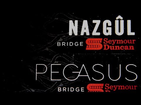 Nazgul – 7 strg passive mount | Seymour Duncan