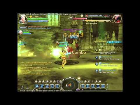 Dragon Nest SEA - Chaos Opening Baera - FU/SM lv40