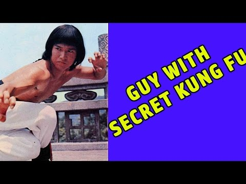 Wu Tang Collection - Guy with Secret Kung Fu