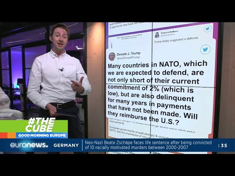 #TheCube | Are President Trump's NATO comments fair?