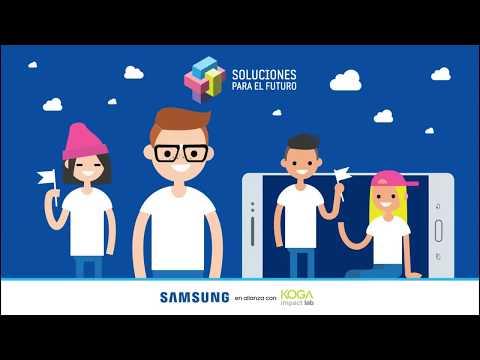 La Epet 4 de Iguazú finalista del concurso Samsung