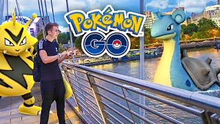 THESE POKEMON ARE SICK!! POKEMON GO #6