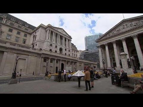 Η Τράπεζα της Αγγλίας πήρε τα όπλα της! – economy