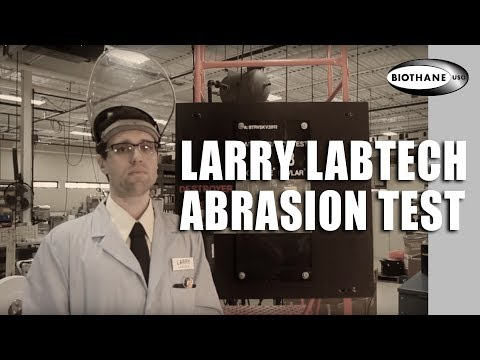 BioThane v. Kevlar: Rapid Abrasion Test