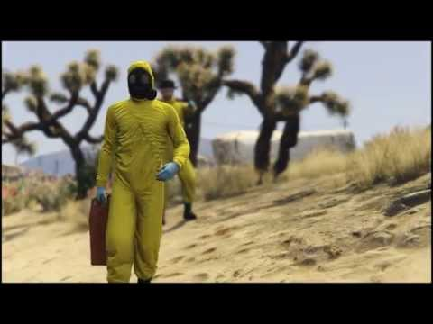 Breaking Bad'i GTA 5'te yeniden çektiler!