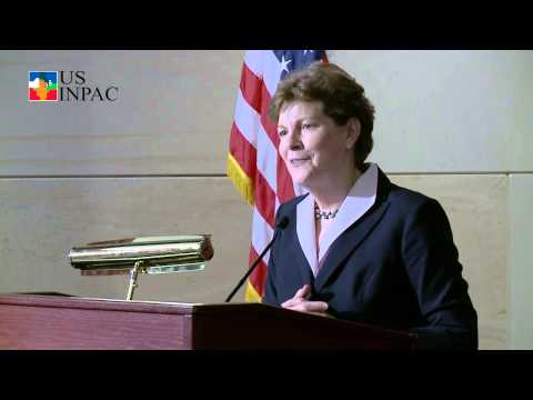 The Road Ahead Event Senator Jeanne Shaheen