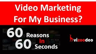 60 Reasons Your Small Business Needs Video Marketing