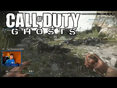 FUNNY INFECTED MOMENTS #1 (COD Ghosts) by Whiteboy7thst
