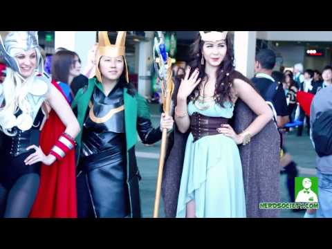 0 Anime Expo 2012 Cosplay Compilation Video