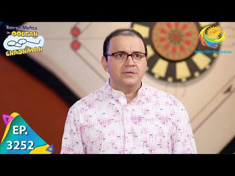 Taarak Mehta Ka Ooltah Chashmah - Ep 3252 - Full Episode - 13th September 2021