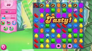 ᐈ CANDY CRUSH SAGA || Level: 423 || Soda Swamp - dangerous candy bombs (iPhone/Android)