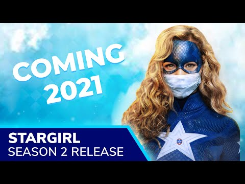 STARGIRL Season 2 Release Set for 2021 as Series Becomes The CW Original. Joel McHale Joins Cast