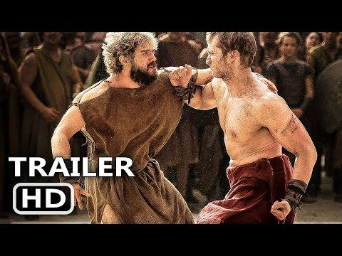 TROY: FALL OF A CITY Trailer (2018) History, Action, Netflix TV Show