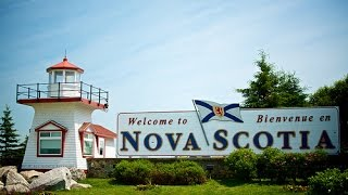 Amherst (NS) Canada  city images : [Ep.7] Freeway Drive : Entrance to Nova Scotia (Sackville NB to Amherst NS)