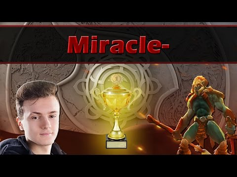 Miracle- LAST BATTLE CUP Compilation - Dota 2
