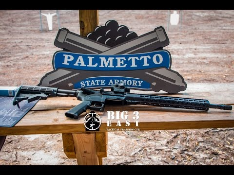 Palmetto State Armory Shows the innovative KS 47 at Big 3 East