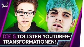 Video Die 5 TOLLSTEN YouTuber-Transformationen! | TOP 5 MP3, 3GP, MP4, WEBM, AVI, FLV Agustus 2018