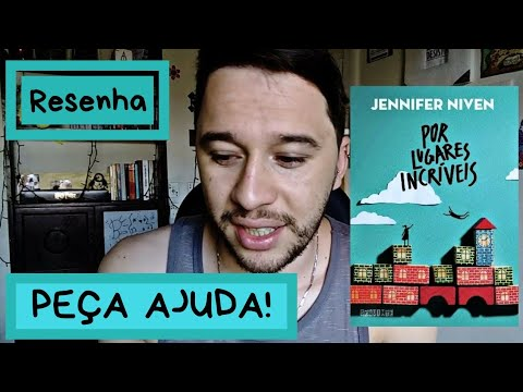 #resenha #setembroamarelo POR LUGARES INCRÍVEIS (Jennifer Niven) | Caco Mariano