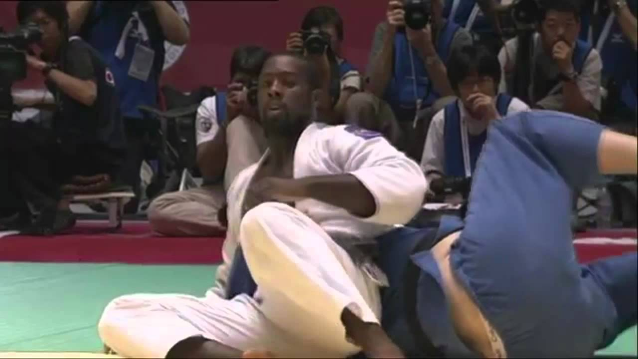 TEDDY RINER - LE GÉANT - JUDO COMPILATION