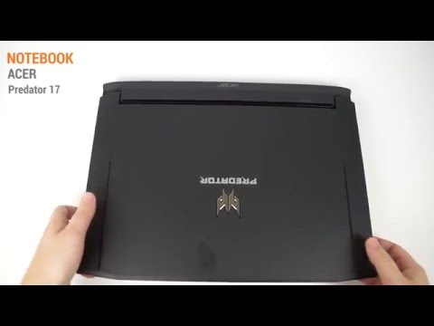 Acer Predator 17 G9-791 Hands On Test - Deutsch / German ►► notebooksbilliger.de