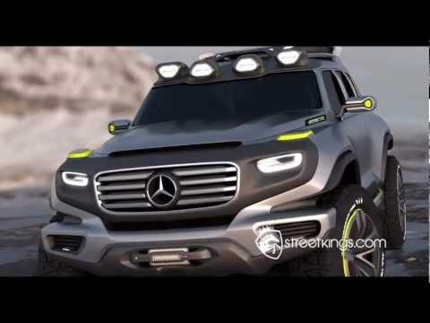 Street Kings | Car News | Mercedes Benz | Ener-G-Force